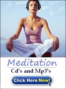 Meditation Cd's and Mp'